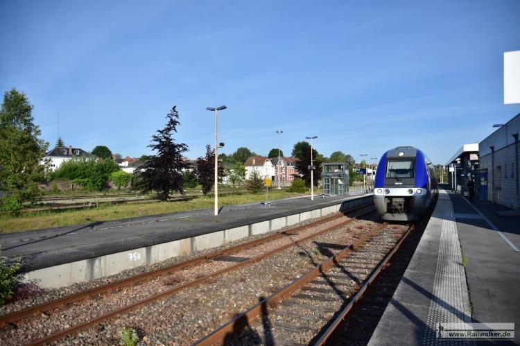 Morgens ins Saint-Pol-sur-Ternoise