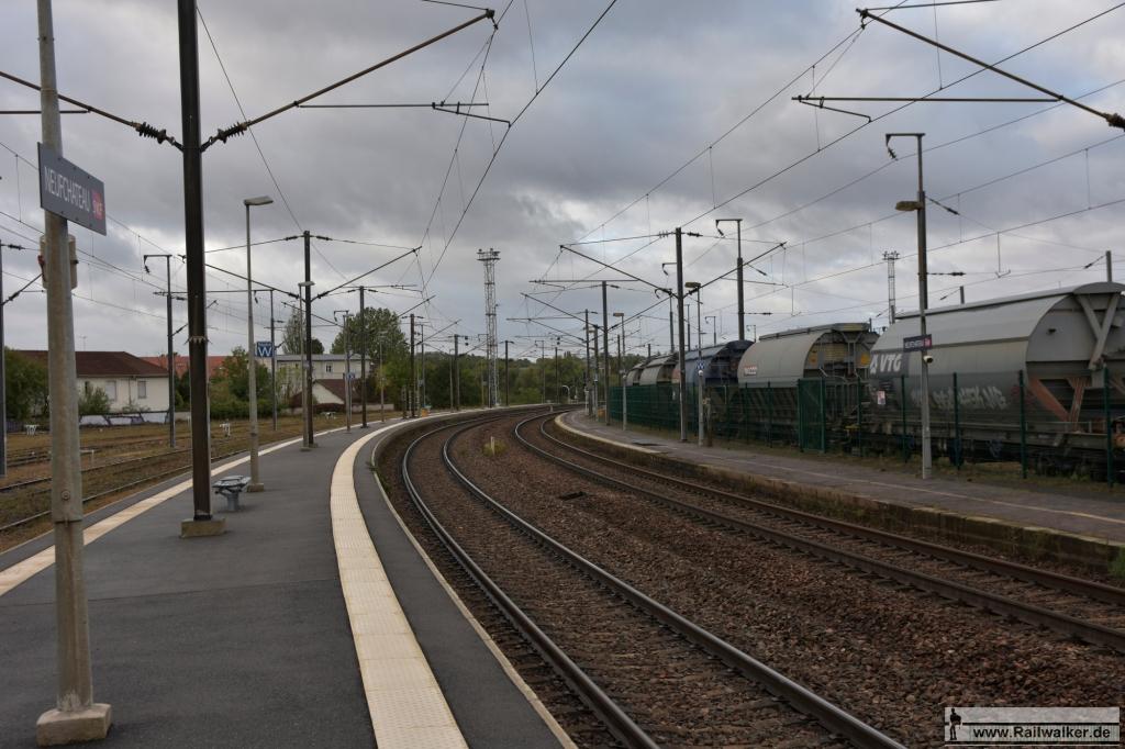 Im Bahnhof Neufchateau